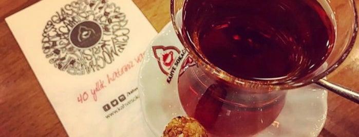 Kahve Sokağı is one of Bertan'ın Beğendiği Mekanlar.