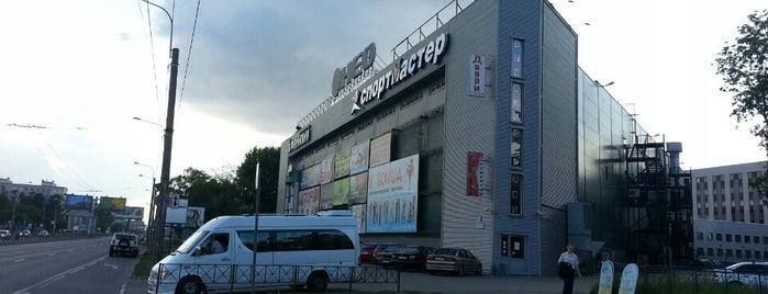 ТК «Нео» is one of Все торговые центры Санкт-Петербурга.