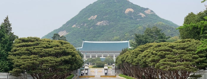 Cheongwadae is one of Tempat yang Disukai Darwich.