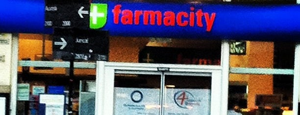 Farmacity is one of Locais curtidos por Jimmy.