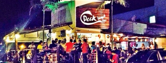 Deck Beach Bar is one of Posti che sono piaciuti a Bfdrunk.