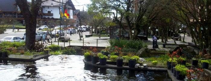 Praça Major Nicoletti is one of Serras Gaúchas.