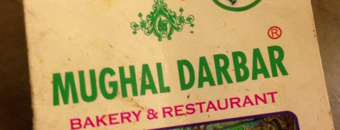 Mughal Darbar is one of Favorite Food.