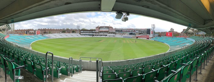 Vauxhall End, The Oval is one of Lugares favoritos de Philip.