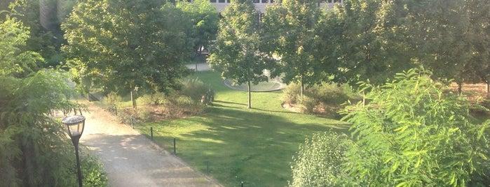 Jardin Marnix is one of Lunch in EU quarter.