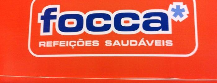 Focca Refeições Saudáveis is one of Quero ir!.