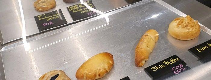 Neighbourhood Bakeroom is one of 07_ตามรอย_coffee.