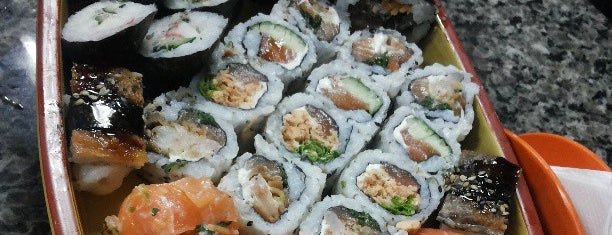 Mister Sushi is one of Sushi in Porto Alegre.