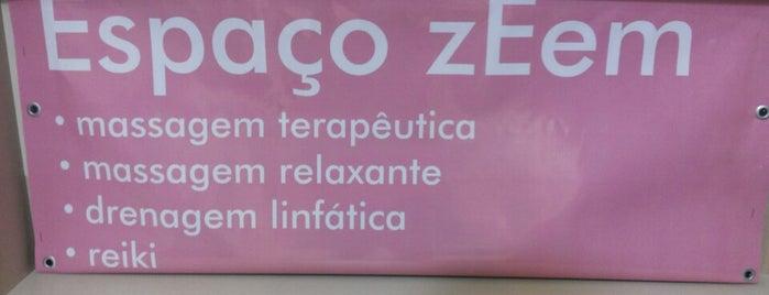 Espaço ZeEm is one of Saude e Beleza.