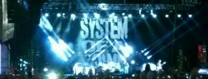 System Of A Down @ Arena Anhembi is one of Locais curtidos por Romulo.