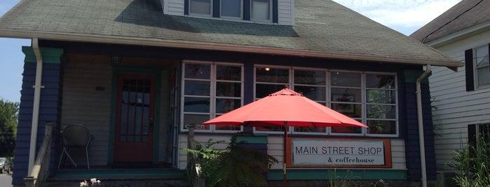 Main Street Coffee Shop is one of Virginia.