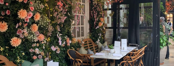 Dalloway Terrace is one of London.