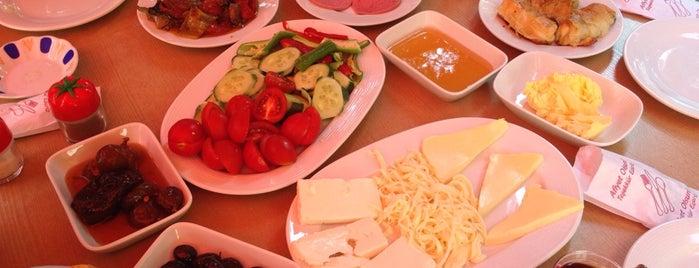 Kastamonu Yöre Evi is one of İstanbul kahvaltı.