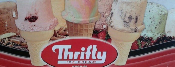 "Thrifty Ice Cream ""Campanario"" is one of Lugares favoritos de Fernanda."