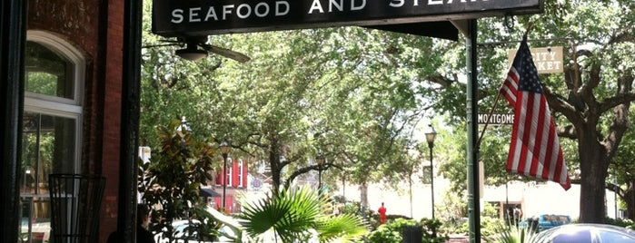Belford's Savannah Seafood & Steaks is one of Nolfo Georgia Foodie Spots.
