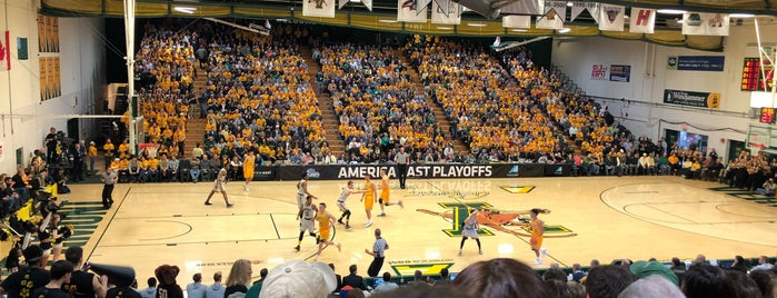 UVM Patrick Gymnasium is one of NCAA Division I Basketball Arenas/Venues.