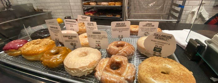 The Doughnut Project is one of Locais curtidos por Erik.