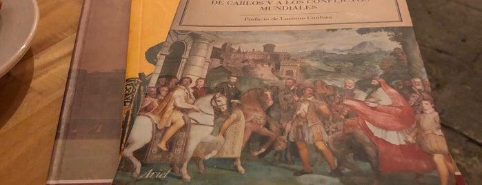 Librería Grañén Porrúa is one of Locais salvos de Pamela 🚲.
