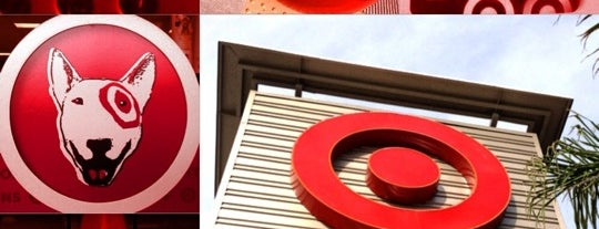 Target is one of ★ My Favorites ★.