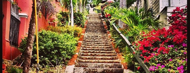99 Steps is one of St. Thomas Trip.