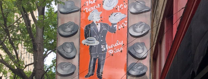 Peter's Bros. Hats is one of dfw.