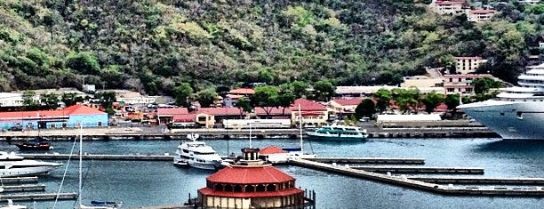 Port Of St. Thomas is one of Locais curtidos por Stacey.
