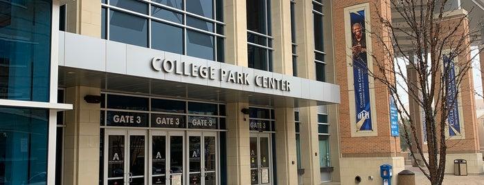 College Park Center, UTA is one of Joshua'nın Beğendiği Mekanlar.