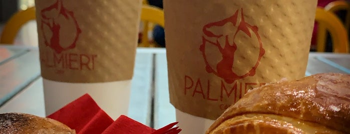 Palmieri Cafe is one of Dallas.