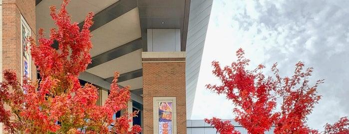 College Park Center, UTA is one of สถานที่ที่ Joshua ถูกใจ.