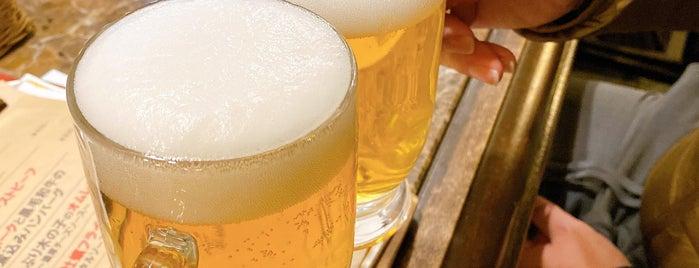 Beer Cafe de BRUGGE is one of Craft Beer Osaka.