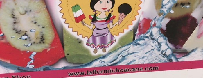 La Flor Michoacana is one of Charlottesville.