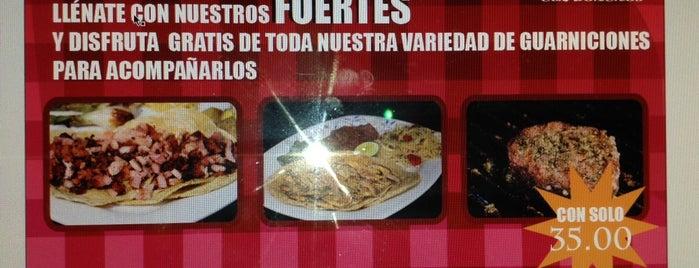 Bar a' tacos Los Carboncitos is one of Comida.