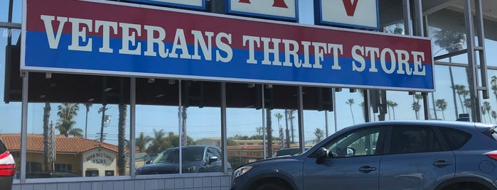 DAV Thrift Shop is one of San Diego - North County.