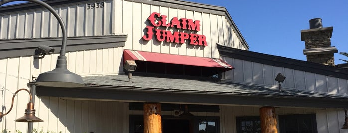Claim Jumper is one of home: san diego.