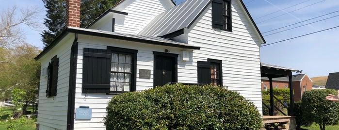 Weems-Botts Museum is one of Virginia.
