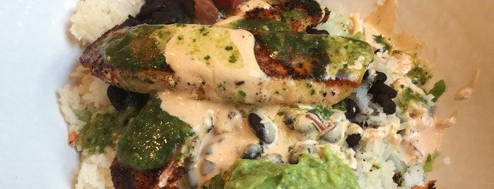 Rubio's Coastal Grill is one of Lugares favoritos de Patrick.