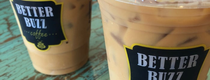 Better Buzz Coffee: Point Loma is one of SD.
