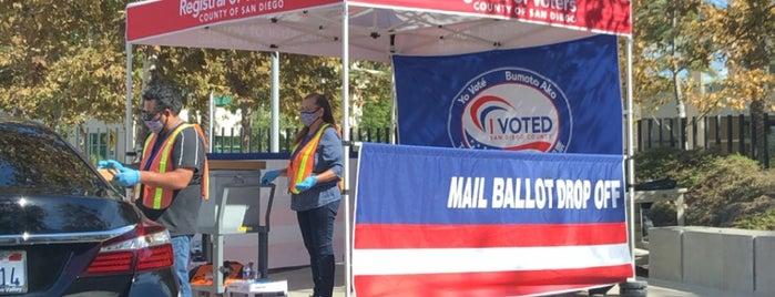 County of San Diego Registrar of Voters is one of Posti che sono piaciuti a Alfa.