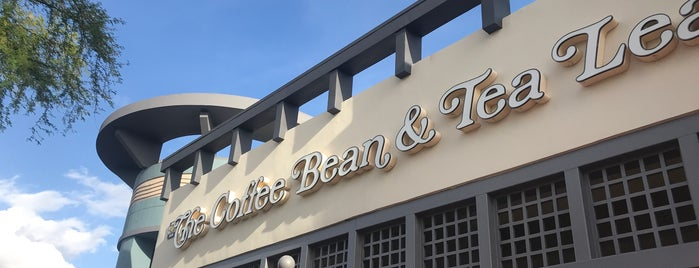 The Coffee Bean & Tea Leaf is one of PHX Coffee (indie) in The Valley.