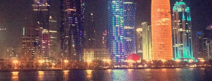 Doha is one of Lugares favoritos de GezginGurme.