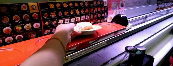 Genki Sushi is one of Cynner 님이 좋아한 장소.