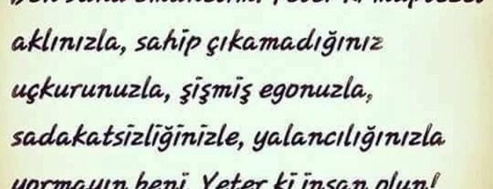 Özgüntur Martı 1 Evleri is one of Posti che sono piaciuti a Hüseyin Zeynep.