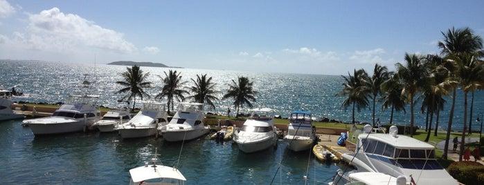 La Marina Village is one of A Guide to: El Conquistador.