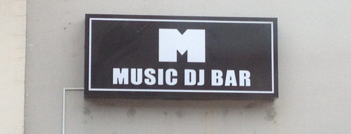 Music DJ Bar is one of Minsk guide by 34mag.net.