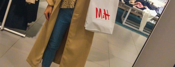 H&M is one of Yunus'un Beğendiği Mekanlar.