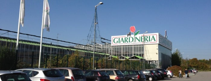 Giardineria is one of Outlet.