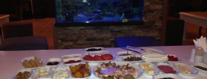 Zeytindalı Cafe&Restaurant is one of like.