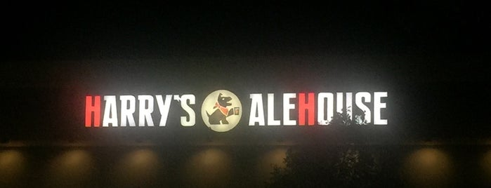 Harry's Alehouse is one of CraftBeer.com's Best Craft Beer Bar in Every State.
