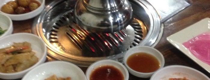 Sam Won Korean Restaurant is one of Recorded.