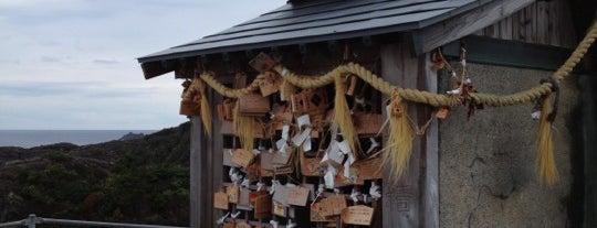 石室神社 is one of 伊豆.